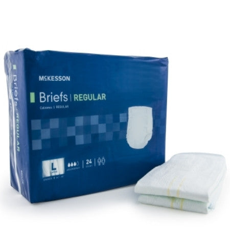 Adult Briefs - Moderate absorbency, hook and loop tabs