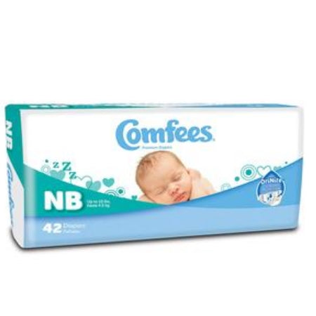 Baby Diapers - Attends Comfees Baby Diapers Newborn