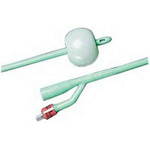 Foley Bard Silastic® 2-Way Standard Foley Catheter 22fr 5cc