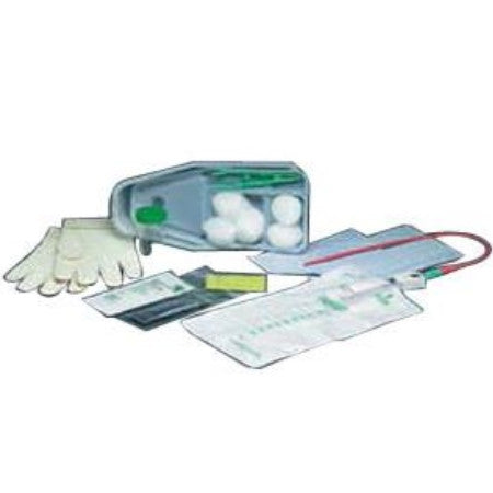 Intermittent Catheter - Sterile Kit 14fr by Bard