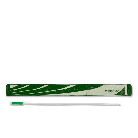Intermittent Catheter - Bard Magic3 Go Male Intermittent Urinary Catheter, Hydrophilic