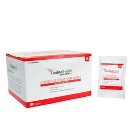 Adhesive Remover - Cardinal Health Essentials Adhesive Remover Wipes