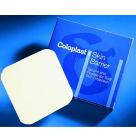 "Coloplast Brava® Skin Barrier Protective Sheets 6"" x 6"""