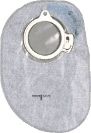 "Ostomy Pouch Coloplast Assura® Two-Piece Closed Pouch, Filter, Transparent, 2"" Flange"