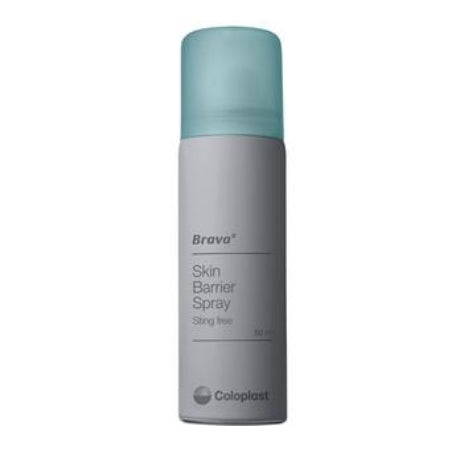 Skin Prep - Skin Barrier Spray Brava 1.7 oz., Alcohol-free, Can