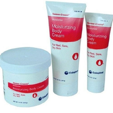 Skin Protectant - Moisturizing Sween Cream, 24 hour protection