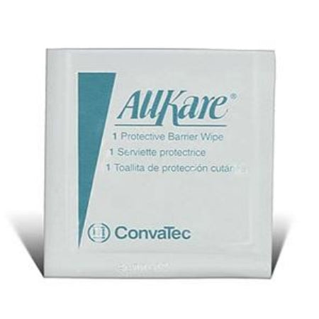 Skin Barrier Wipes - ConvaTec AllKare® Protective Barrier Wipe