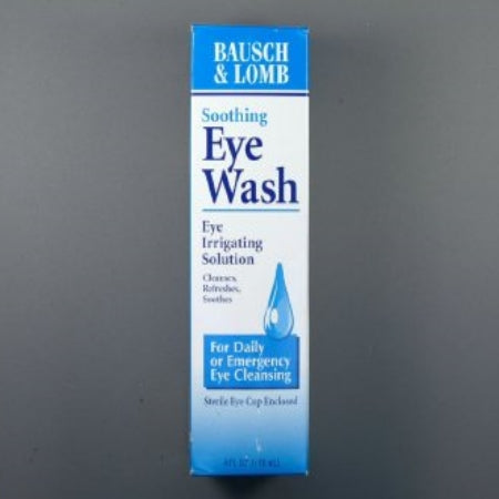 Eye Wash - Bausch & Lomb 4 oz. Liquid w/cup
