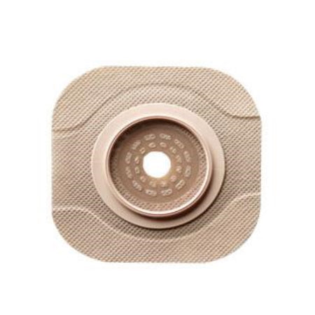 "Ostomy Barrier -  Hollister CeraPlus Up to 2-1/4"" Cut-to-Fit Flat Skin Barrier with Tape, 2-3/4"" Flange"