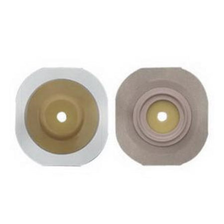 "Ostomy Barrier - Hollister New Image FlexWear Up to 1"" Cut-to-Fit Convex Skin Barrier, 1-3/4"" Flange, Tape Border"