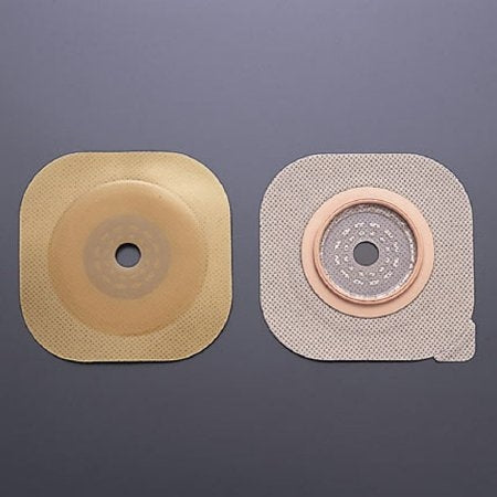 Ostomy Barrier - FlexWear Trim to Fit, Standard Wear Without Tape 2-1/4 Inch Flange