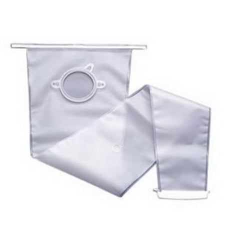 Ostomy Irrigator - Hollister Two-Piece CenterPointLock Stoma Irrigator Sleeve