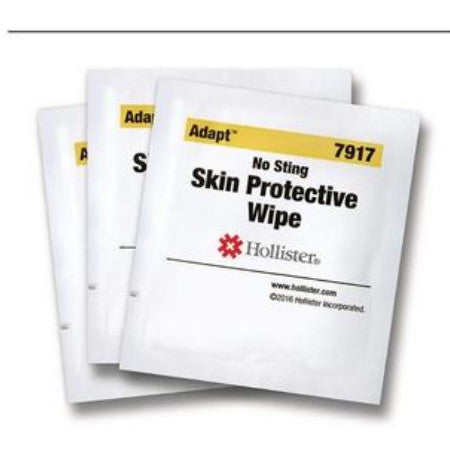 Skin Barrier Wipes - Hollister Adapt protective skin wipes