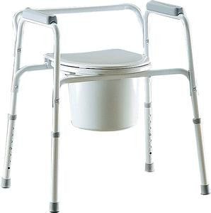 Invacare All in Commode
