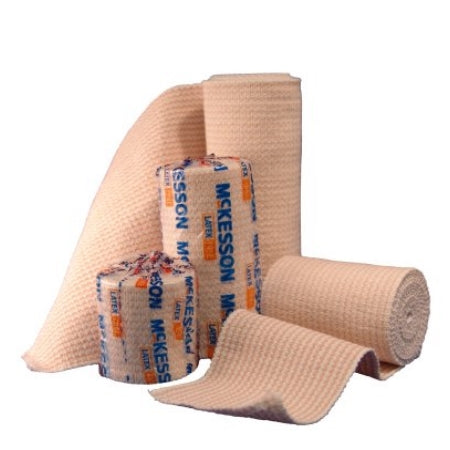 Elastic Bandage - Hook and Loop Closure, Non Sterile