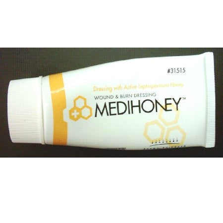 Wound Dressing - Wound and Burn Dressing MEDIHONEY Paste