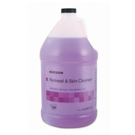 Perineal Wash - Rinse-Free Perineal Wash Liquid 1 gal. Jug