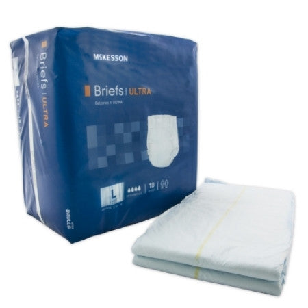 Adult Briefs - Heavy Absorbency Tab Closure