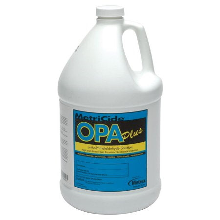 OPA High-Level Disinfectant MetriCide OPA Plus RTU Liquid 1 gal. Jug