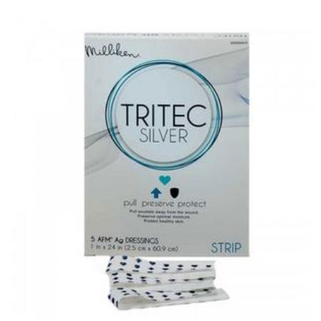 Wound Dressing - Silver Antimicrobial Dressing Tritec Sterile