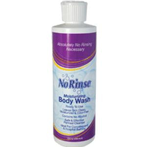 No-Rinse® Body Wash, 8 oz