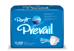 Adult Briefs - Prevail Perfit Heavy Absorbency Tab Closure