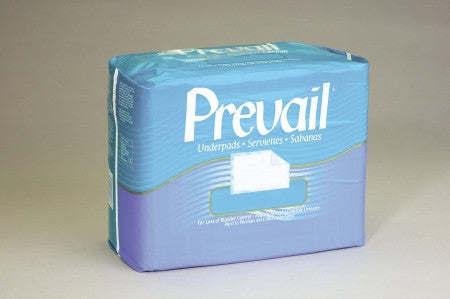 Underpad - Prevail 30 X 36 Inch Disposable Polymer Heavy Absorbency