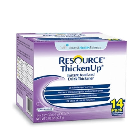 Thickener Food and Beverage - Nestle Resource Thickenup Unflavored 25 lb bag