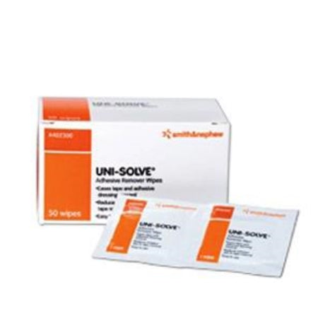 Adhesive Remover Wipes - Unisolve Smith & Nephew