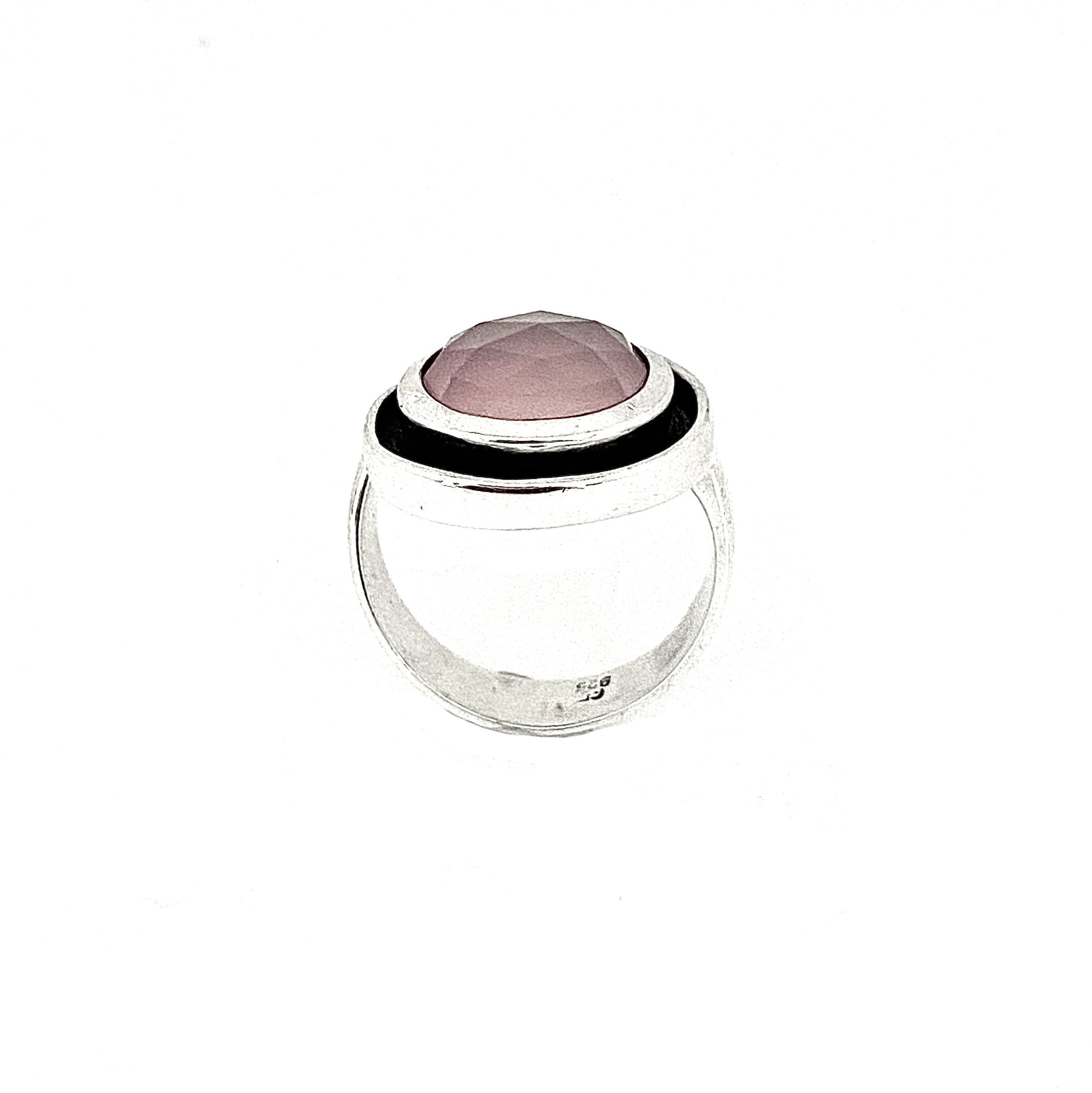 Royal Rose Quartz Ring