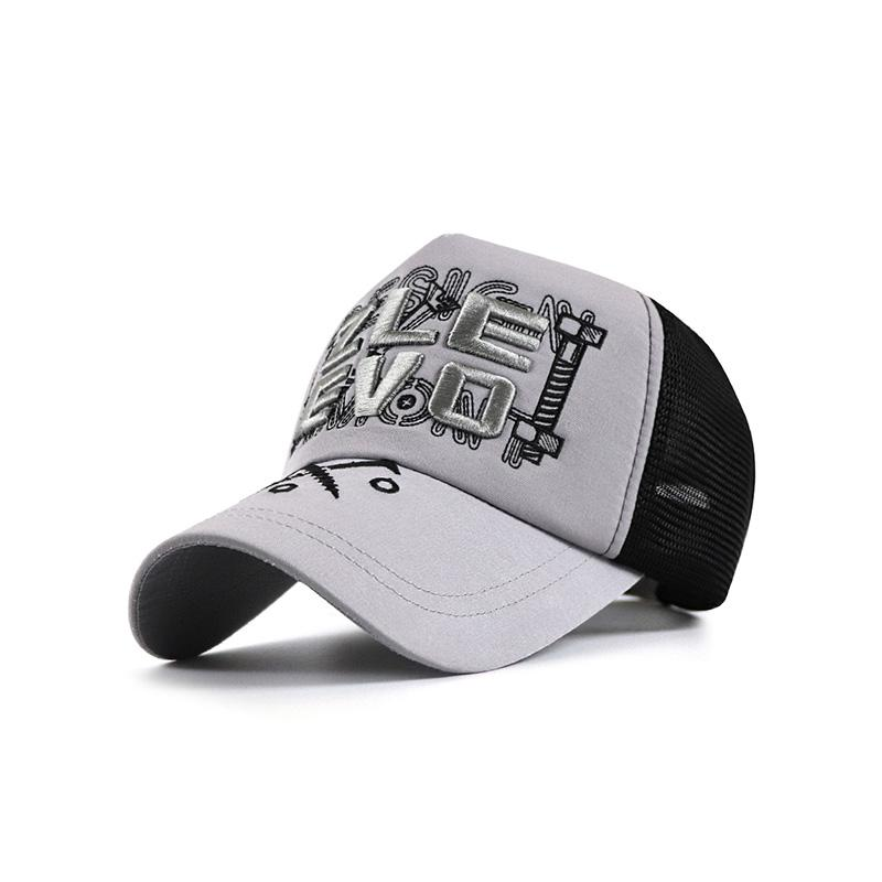 Men'S Novelty Mesh Adjustable Baseball Cap