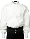 Men's Medieval Renaissance Cosplay Costume Steampunk Victorian Cotton Tops