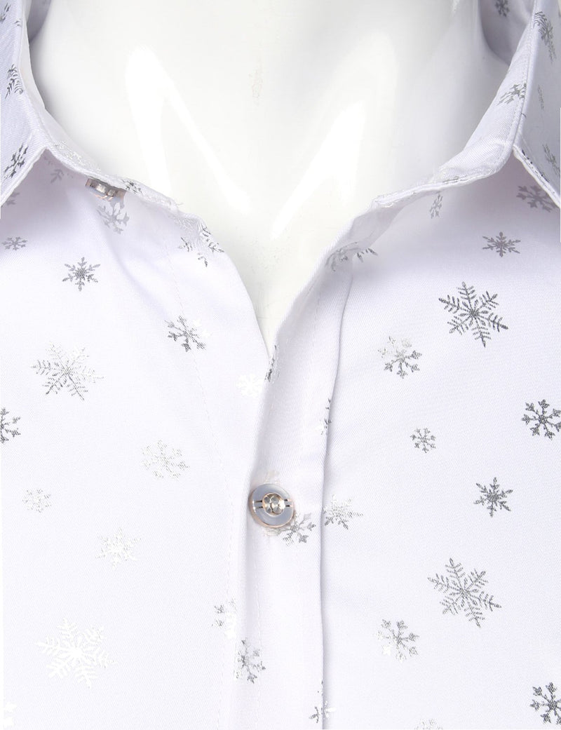 Men's Long Sleeve Casual Button Down Shirt