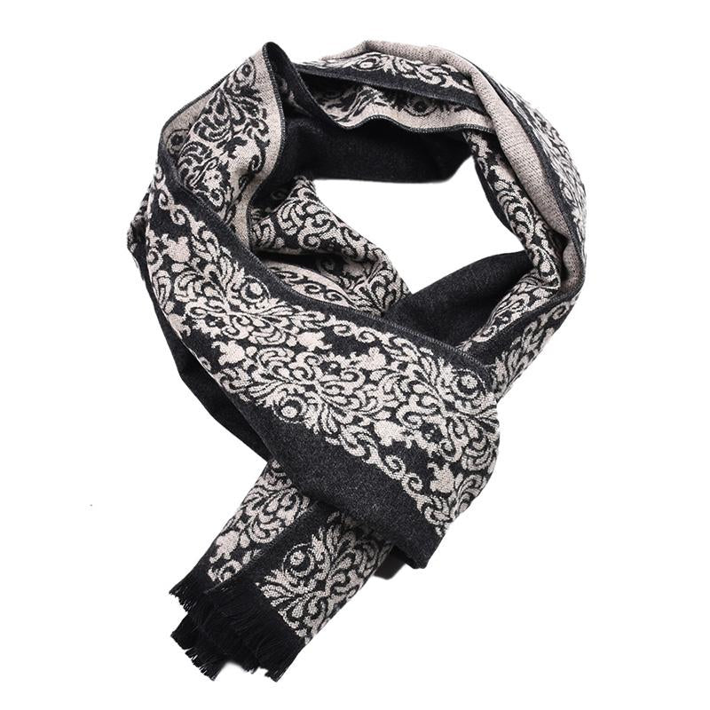 Men's Soft And Lightweight Warm Trendy Scarf