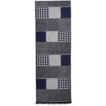 Men's Soft And Lightweight Warm Plaid Scarf