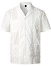 Men's Regular fit Pockets Short Sleeve Shirt