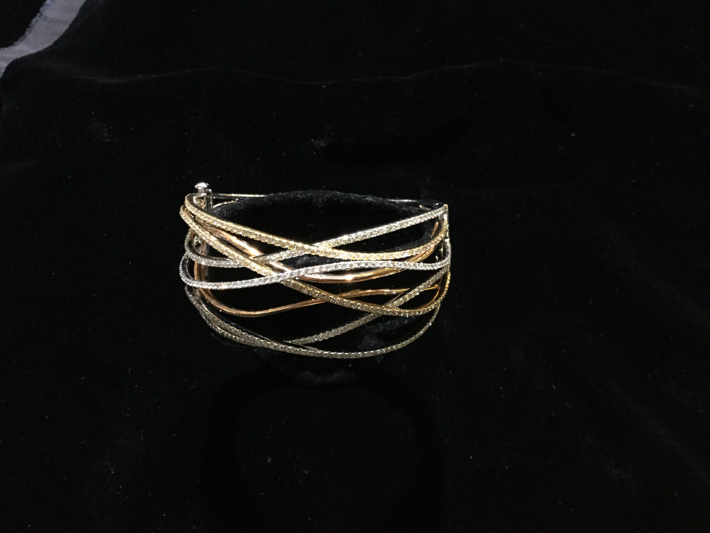 BJ5144 - 3.0-DIA - 39.3-18K - BANGLE