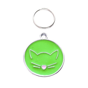 Pets Market Charming cat Necklace Pendant