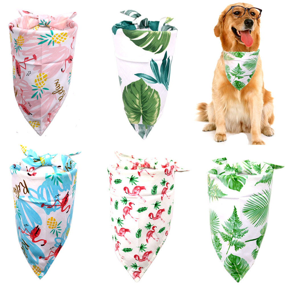 Pet's Market Summer BanDanas