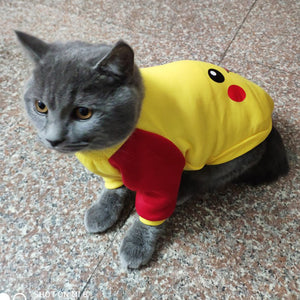 Cartoon Cat Costume