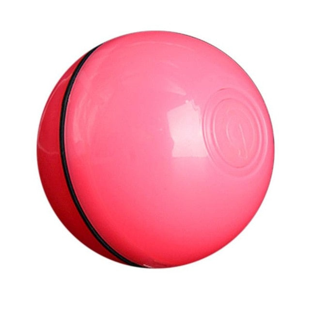 360 Degree Interactive Pet LED Glowing Motion Ball