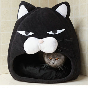Cartoon Cat Tent and bed