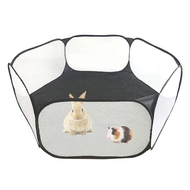 NEW Small Animals Breathable Folding Fence for Hamster and Guinea Pig
