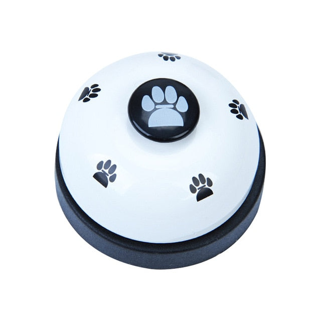 Paw Print Bell Toy