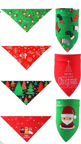 Christmas Fashion Bandana