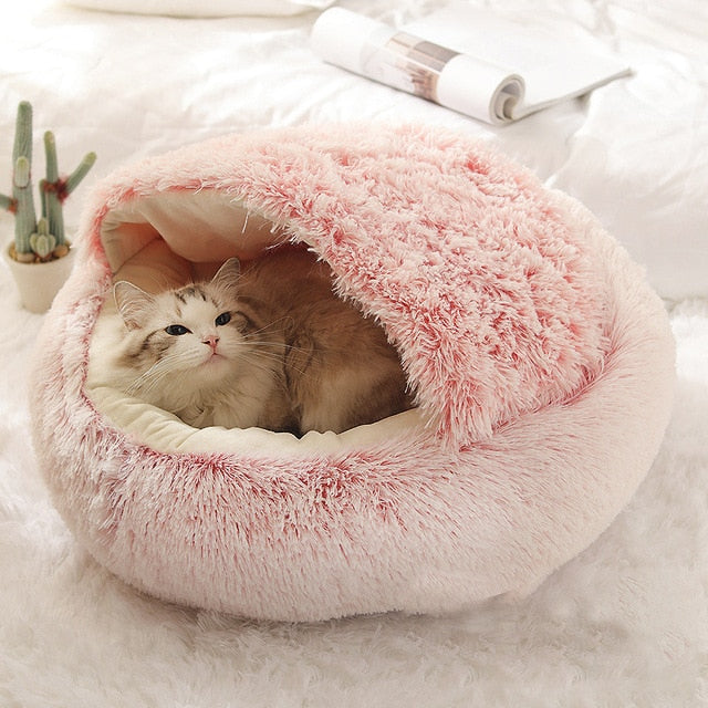 Cat Pampering Bed
