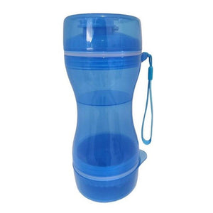 2 In 1 Dog Water Portable Bottle