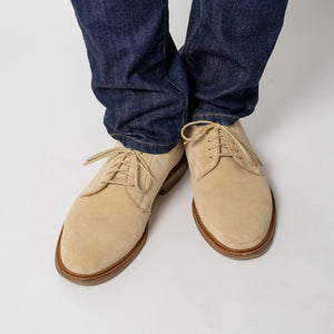 Brother Frere suede bucks in tan