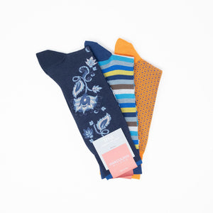 Marcoliani socks 3-pack