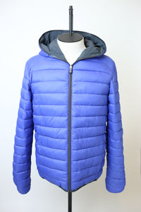 Save the Duck Reversable Jacket Blk/Blue